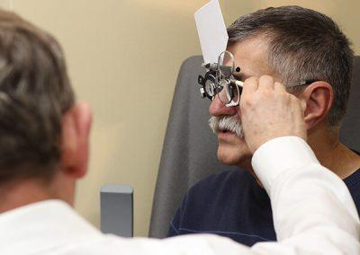Sehtest - Laserklinik Dr. Tóka in Ungarn