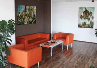 Wartezimmer - drLBeauty - Plastische Chirurgie Budapest