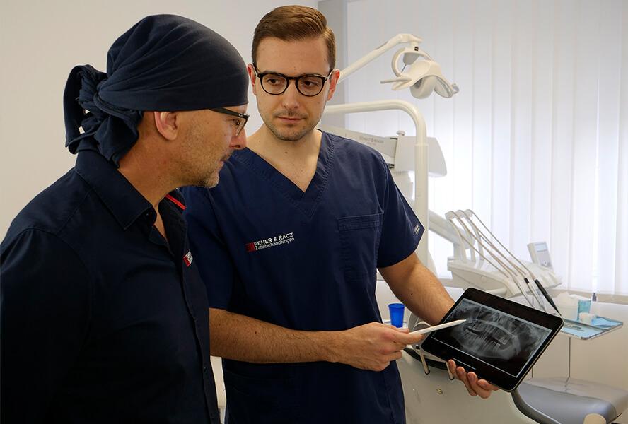 Dr. Peter Feher & Dr. Balazs Feher